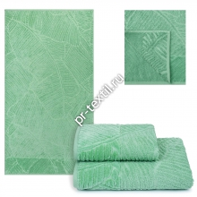 Полотенце Махр. Banana leaves 50*90 ПЦ-2601-4040