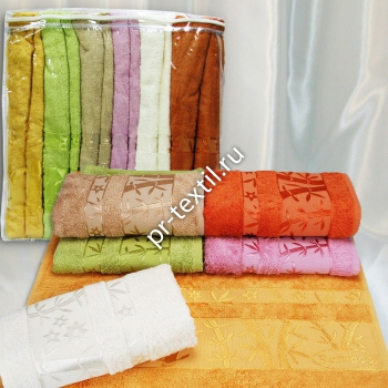 Полотенце COTTON IST Bambuk Soft 100*150
